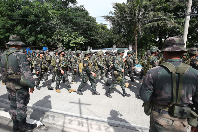 Another military camp  to rise in Marawi