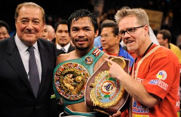 Pacquiao could fight as late as June 2017, says Arum