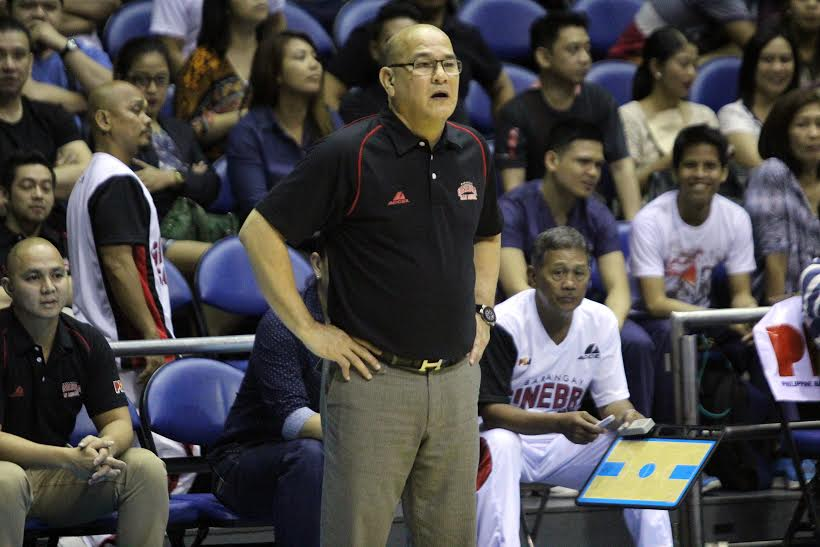Frankie Lim leaves coaching post at Perpetual amid pandemic uncertainty