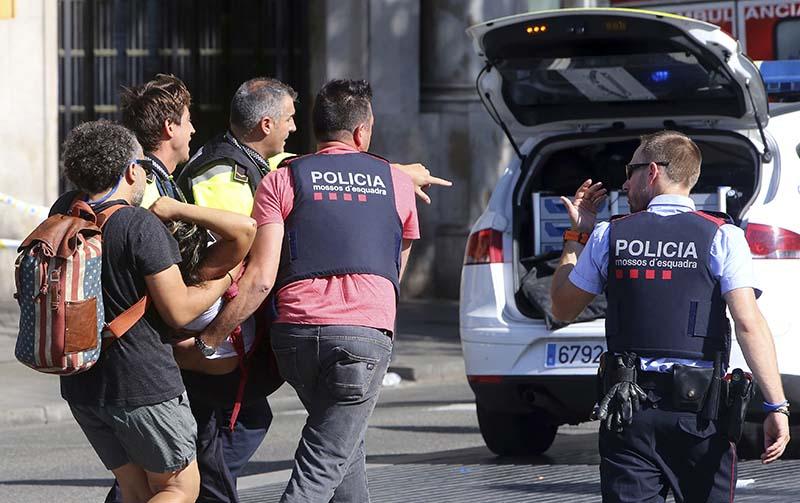 4 Filipinos injured in Barcelona attack