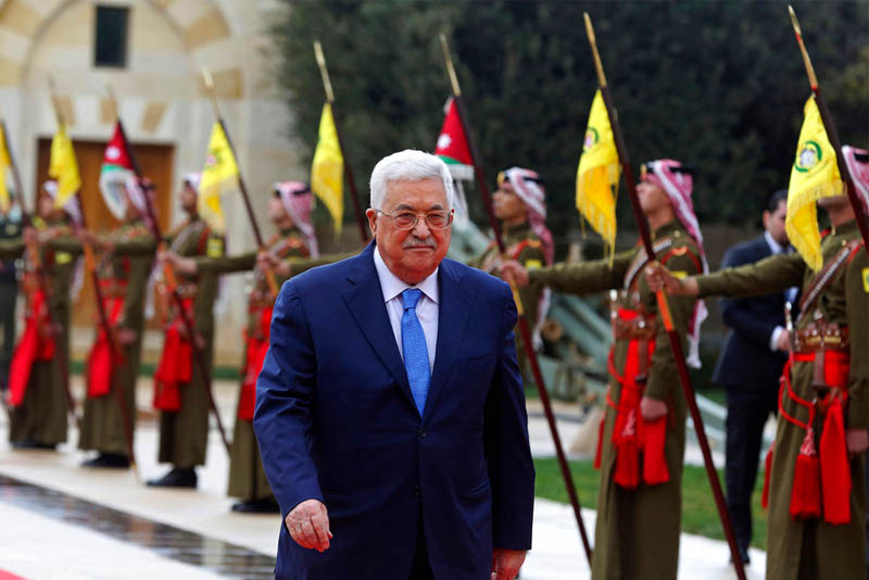 Palestinian president coming to UN to respond to Trump