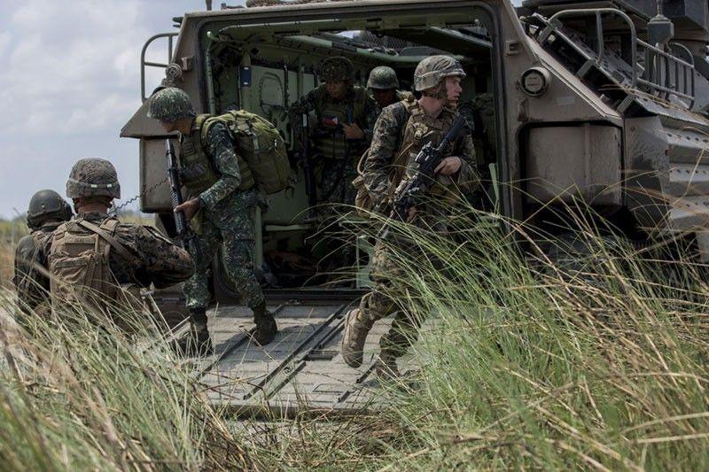 3 in 5 Filipinos believe US will defend Philippines — SWS | Philstar.com