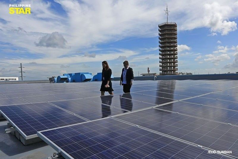 MRC pushes bid to become a key player in solar power