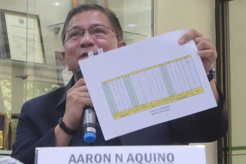 Narco List 2019 Image: PDEA Removing 6 Politicians From Narco List