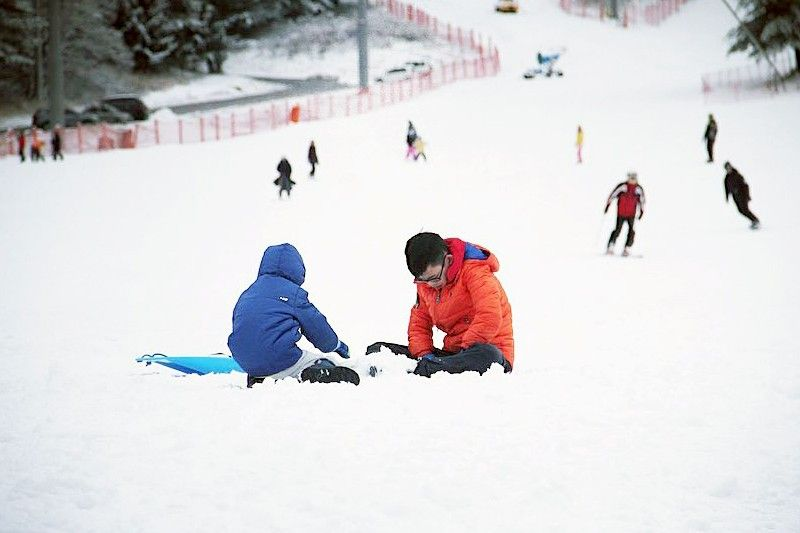 From tropics to Winter Olympics: It�s time Filipinos experience snow in PyeongChang