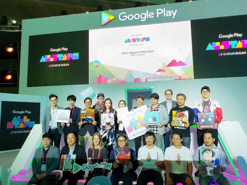 Filipino indie game developer joins Google Play in South Korea