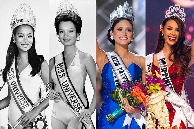 From Gloria to Catriona: Winning answers of 4 Filipina Miss Universe