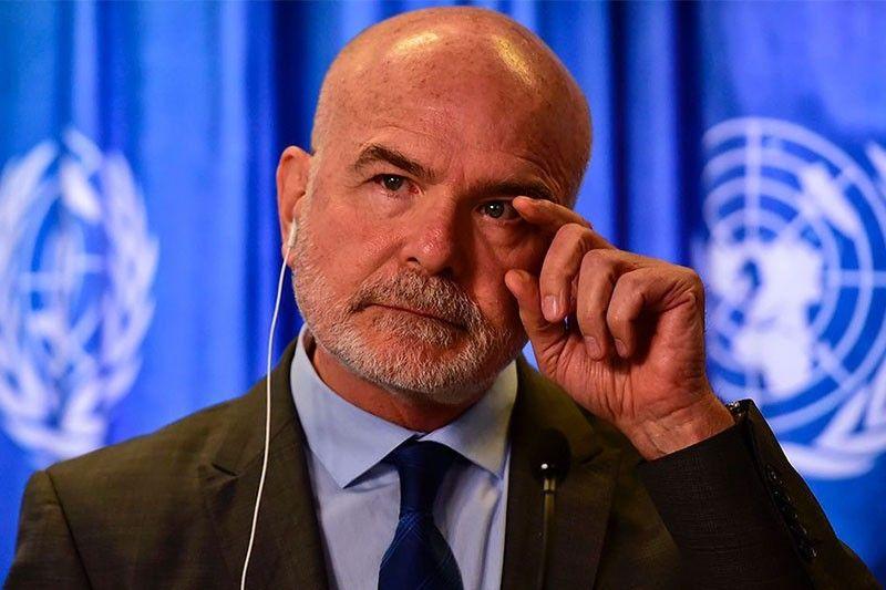Philippines seeking clarification on UN rapporteur's report
