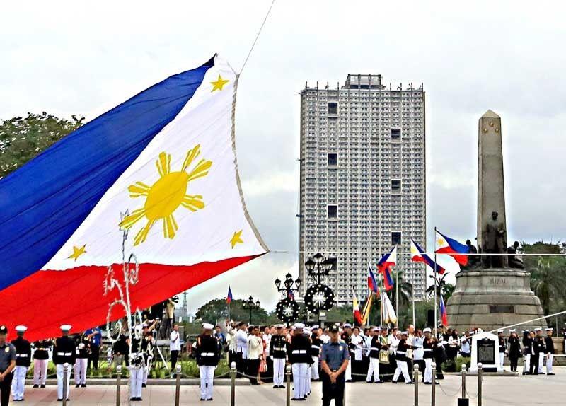 lack of patriotism in the philippines