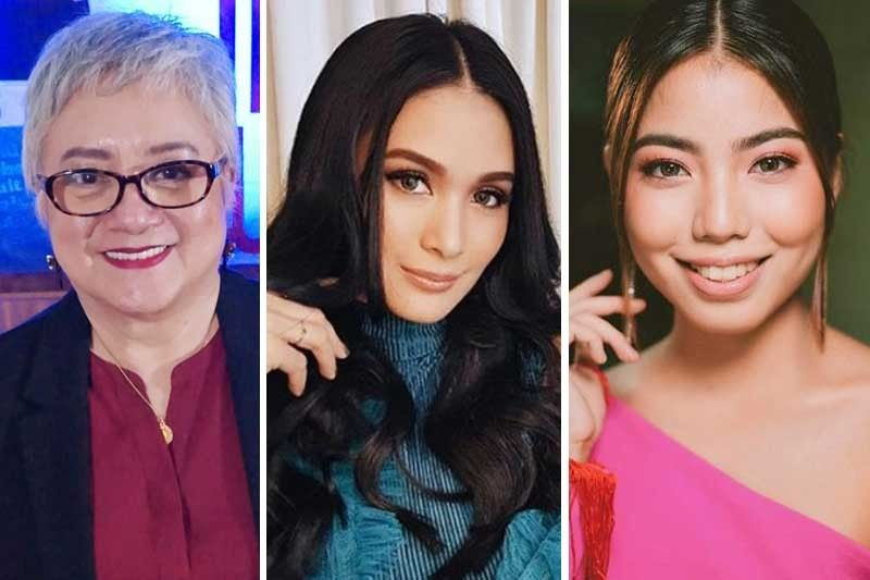 Kapuso stars share personal goals for the New Year