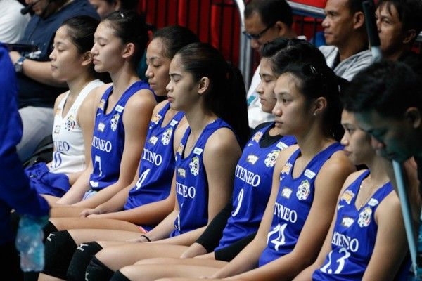 Be fierce, new Ateneo coach Oliver Almadro tells Lady Eagles