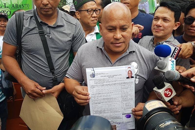 Comelec: Ronald �Bato� dela Rosa movie may violate election law
