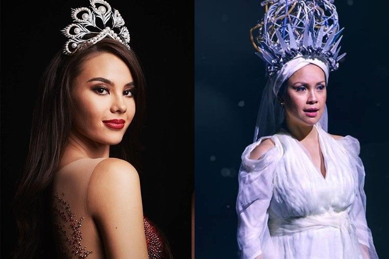 Catriona says she wants to collaborate with Lea Salonga