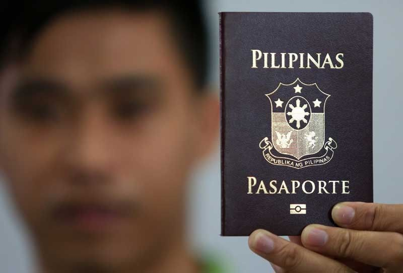DFA passport maker runs off with all data