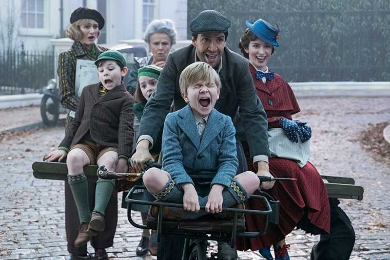 Mary Poppins Returns to Form