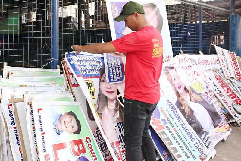 Security tightened as poll period starts