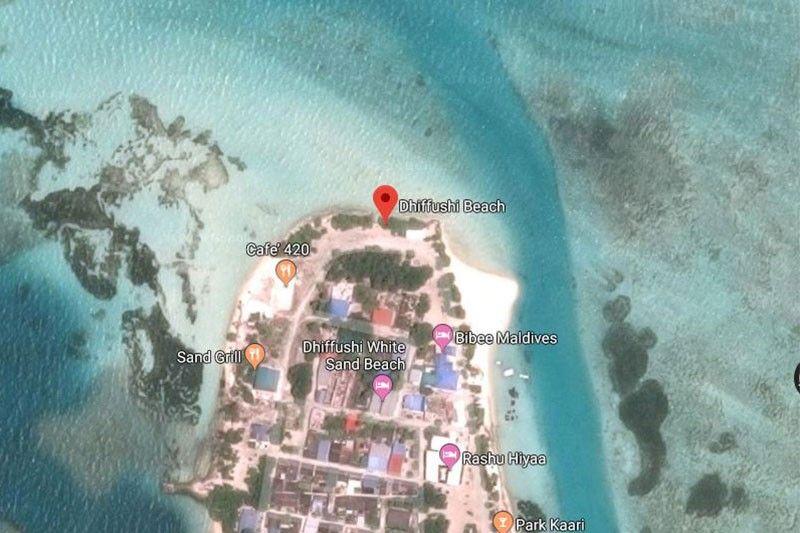 Filipino couple on honeymoon drowns in Maldives