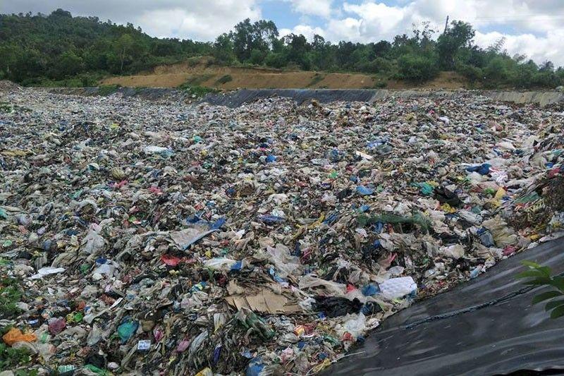 Bio-enzymes sprayed on Toledo landfill