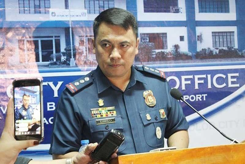 Duterte claims sacked Bacolod police chief a �drug protector�