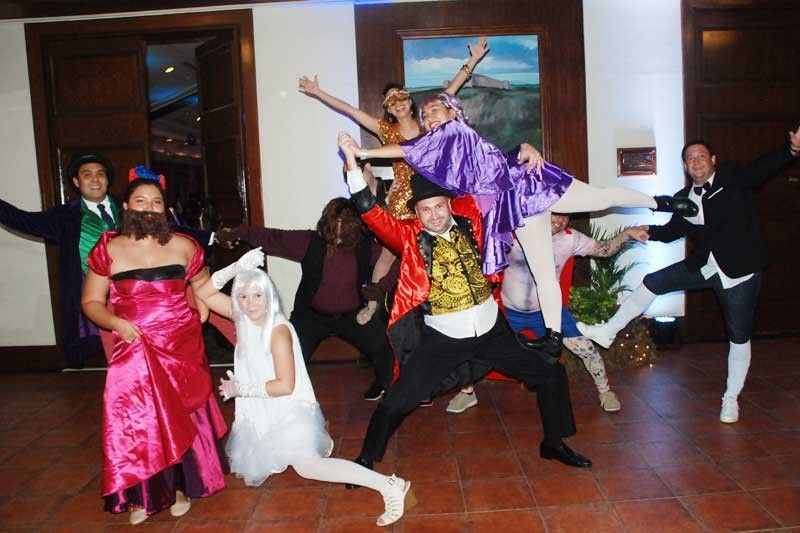 Costume ball, Cebu STYLE