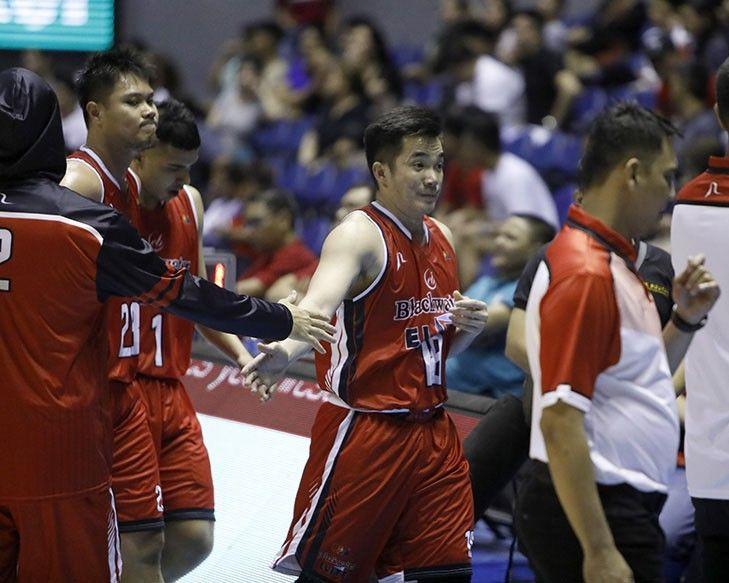 Ramos, Sumang want a confident Desiderio
