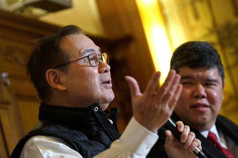 Locsin blames labor attaché for US ban on Filipino workers