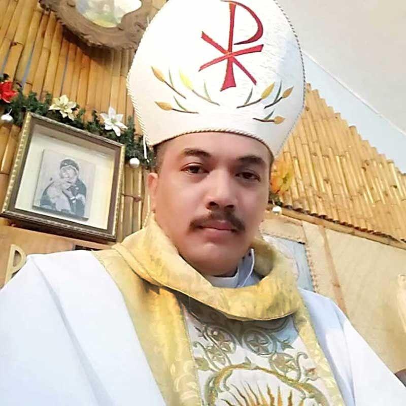 �Bishop� arrested for shabu in Cavite