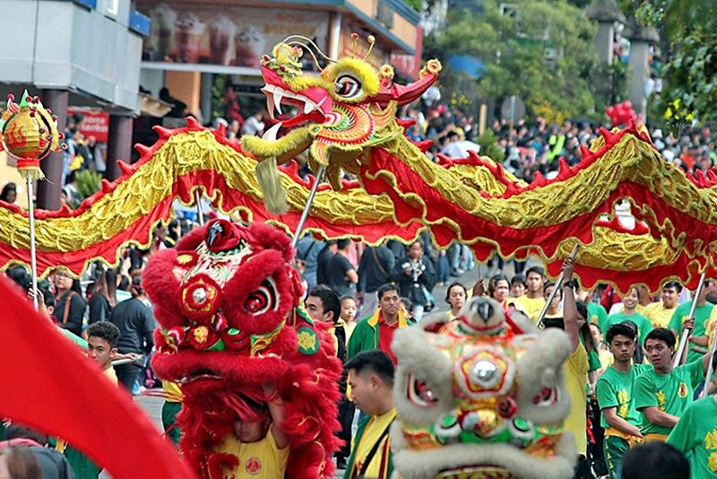 LIST: Lunar New Year festivities for Year of the Pig