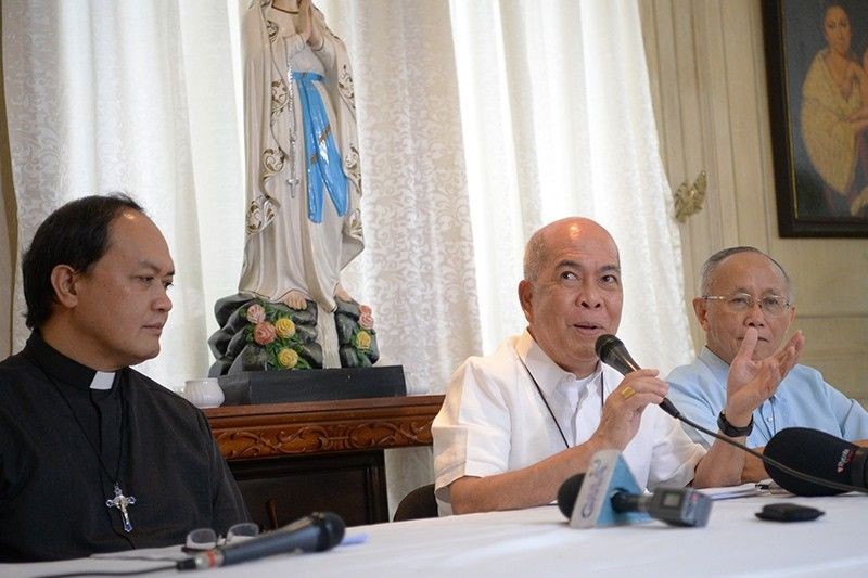 CBCP breaks silence on Duterte�s tirades: We must learn to be brave