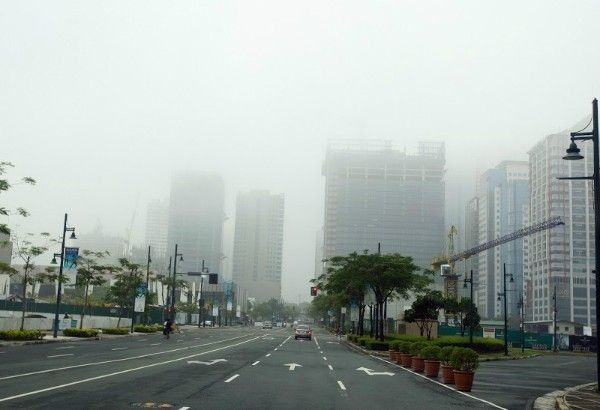 Cold spell to last until February  � Pagasa