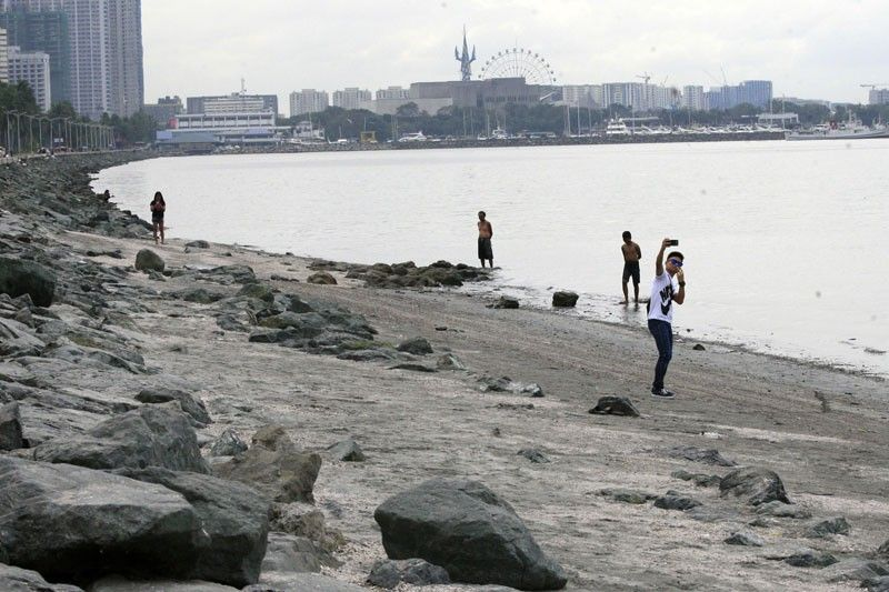 Party-list lawmakers urge government to suspend Manila Bay rehab