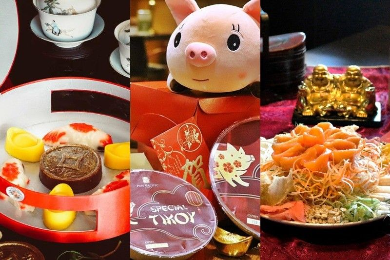 LIST: Chinese treats to try this Year of the Pig