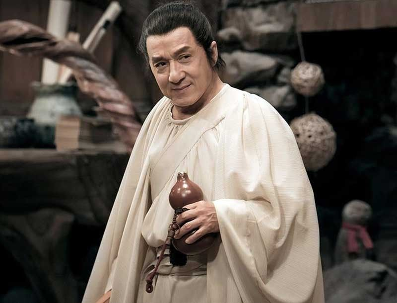 Jackie Chan is Star Cinema's 'lucky charm' | Philstar.com