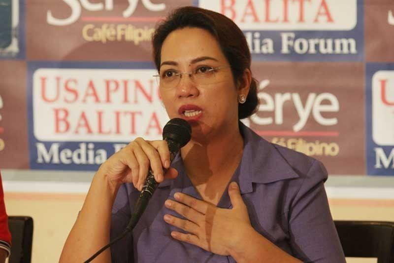 DOJ orders Janette Garin to answer Dengvaxia raps