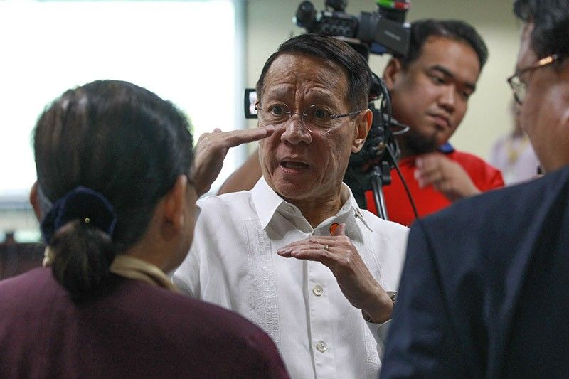Duque: 'Baseless' attacks and statements erode trust in DOH, vaccines