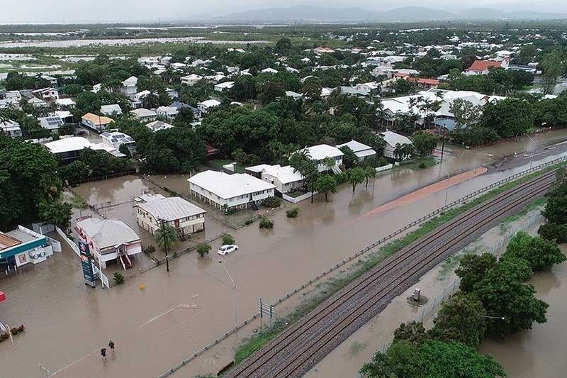 Military steps in as Australia floods bring crocs to the ...