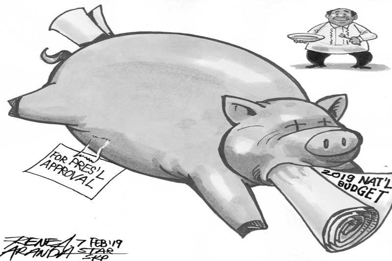 Pork-hungry