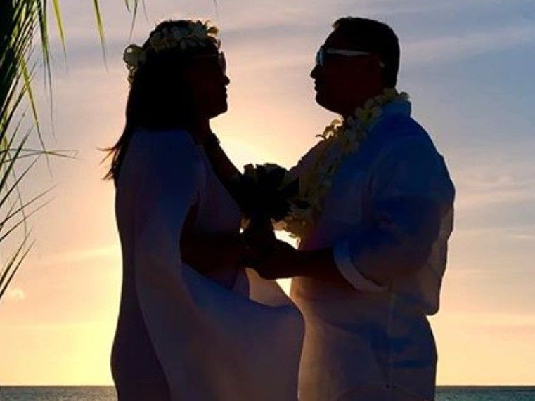 Michael V, wife renew marriage vows in beach ceremony