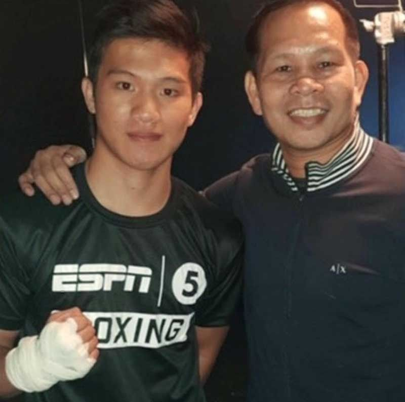 Carl Jammes Martin could be next Manny Pacquiao