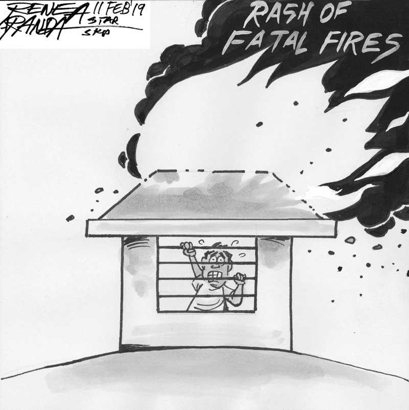 EDITORIAL - Killer fires   Philstar com