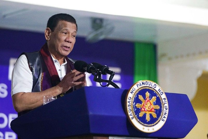 Palace says renaming Philippines to 'Maharlika' needs congressional action