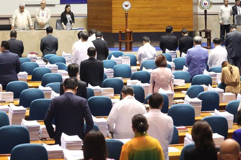 Senate, House to share P99-billion �pork barrel� in 2019
