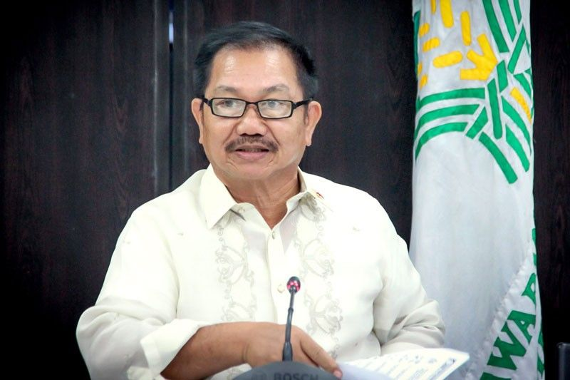 Piñol recently met with officials from the private sector including the Chamber of Thrift Banks, Metropolitan Bank and Trust Co., Bank of the Philippine Islands, EastWest Bank, Sterling Bank of Asia and Development Bank of the Philippines, as well as the Zest-O Group.