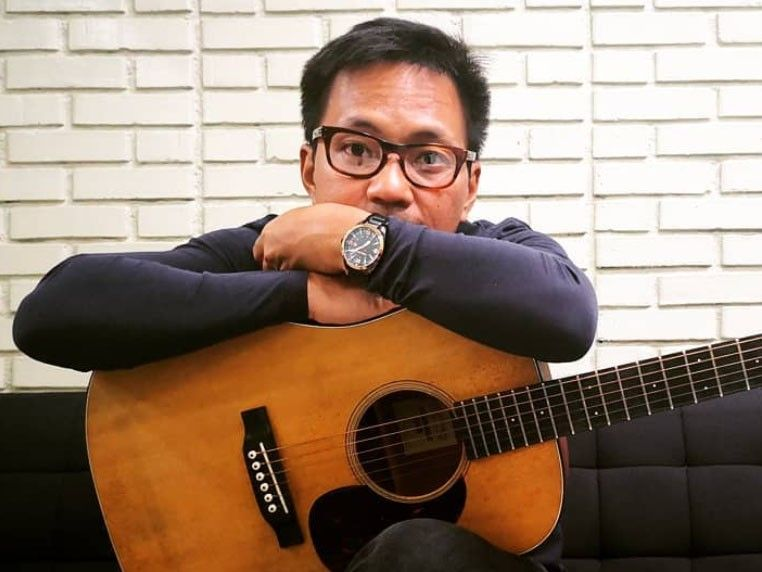 OPM star Ebe Dancel wants to be indie band's front act