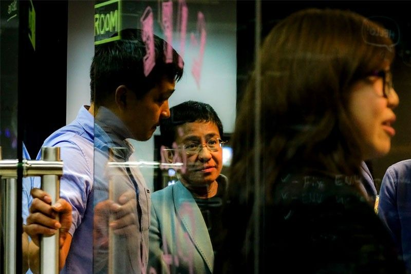 From wars to Duterte: Maria Ressa 'refuses to hide'