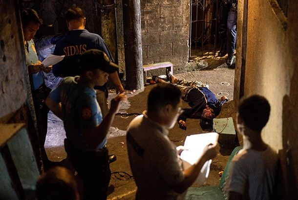 Results of a December 16-19 SWS poll of 1,440 adults showed 66 percent of Filipinos saying the number of drug users in their community decreased. Fourteen percent said it increased while the rest said it was unchanged.