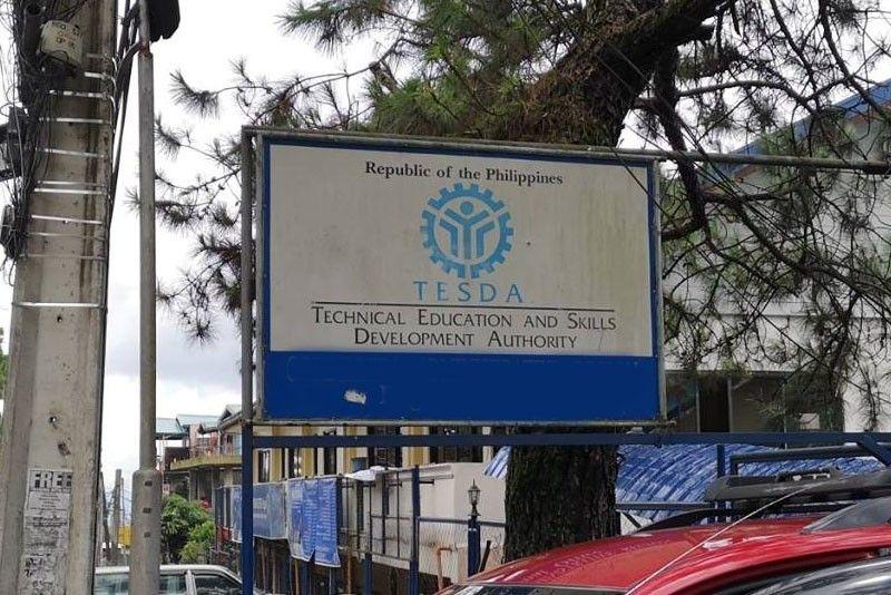 8 TESDA execs probed for fake schools | Philstar com