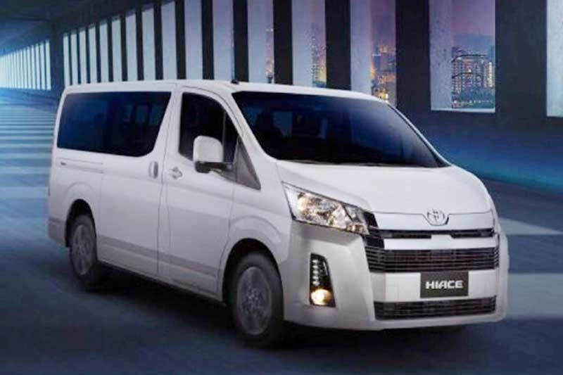 Toyota picks Philippines to lead launch of all-new Hiace ...