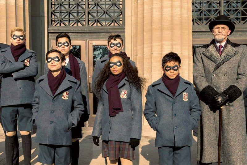 Meet the numbered members of Umbrella Academy