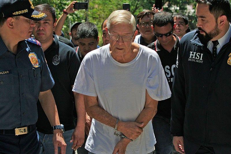 American Catholic priest Kenneth Bernard Pius Hendricks is accused of molesting up to 50 altar boys.
